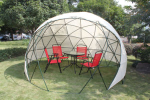 Big Canopy Geodesic Dome Tent pictures & photos
