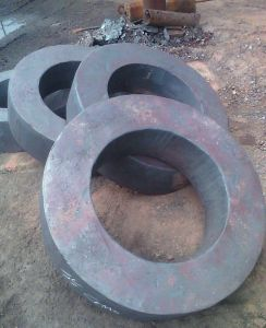 Any Specifications Steel Forging Rings