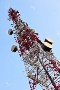 Telecommunications Tower, Steel Tower