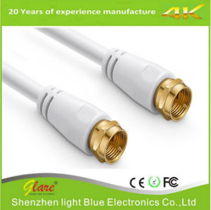 RG6 Coaxial Cable Connect TV/CATV/VCR/Digital Router
