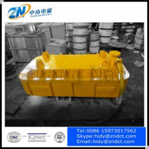 Rectangular Lifting Electromagnet for Lifting Wire Rod Coil MW19 pictures & photos