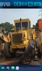 Used Komatsu Gd511A Motor Grader for Sale pictures & photos