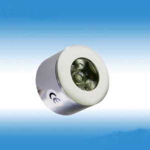 Round 1W 12VDC Slim Inside LED Puck Light pictures & photos