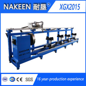 CNC Steel Pipe Flame Cutting Machine From Nakeen
