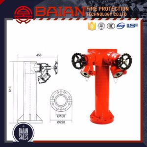 OEM Outlet Underground Fire Hydrant pictures & photos
