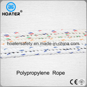 Anti Abrasion Polypropylene Light Weight PP Floating Rope