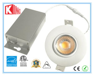Kingliming Hot Sales Energy Star Listed LED Downlights 3inch 4inch