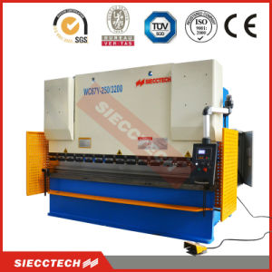 Wc67y 40t China Made Folder Manual Folding Machine Hand Operate Press Brake/ Bending Marchine in Stock pictures & photos