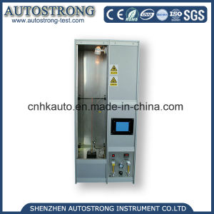 Single Vertical Insulated Wire Flame Chamber pictures & photos