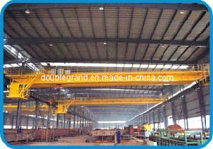 Single Beam Overhead Crane for Construction\Workshop (DG10-001) pictures & photos