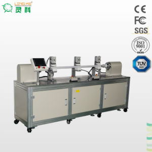 Double Head Tube Light Ultrasonic Welding Machine pictures & photos