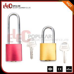 Elecpopular Security Aluminum Padlock Safety Lockout with Three Different Sizes pictures & photos