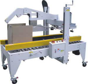 Semi Automatic Carton Box Sealer 2017 Sinolion pictures & photos