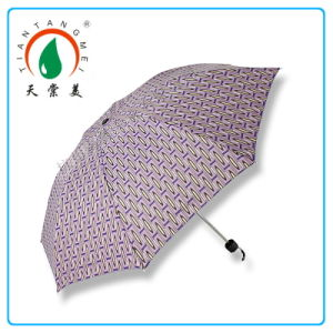 New Design Stripes Umbrella in Standard Umbrella Size
