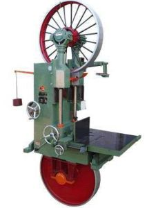 Hot Selling Wood Cutting Vertical Bandsaw Machine Made in China