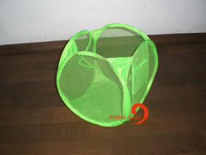 Foldable Mesh Laundry Bag (hbmb-3) pictures & photos