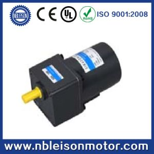 60W High Torque Low Rpm AC Small Reversible Gear Motors pictures & photos