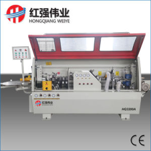 PVC Automatic Edge Banding Machine China for Sale