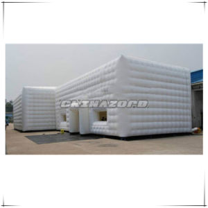 Giant Size Great Outlooking White Color Inflatable Bubble Tent