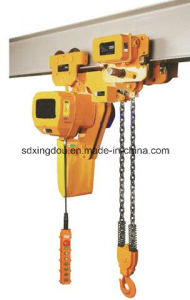 2t Low Headroom Electric Chain Hoist with Warranty pictures & photos
