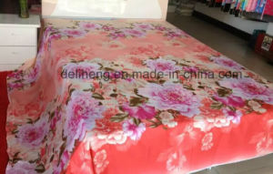 Soft Handfeeling 100% Cotton Printed Wholesale Bed Sheet Fabric