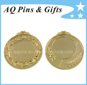 3D High Quality Medal with Gold Plating pictures & photos