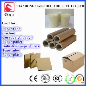 The Environmental Protection Fast Soluble Starch Glue for Paper pictures & photos
