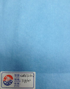 Woodpulp Non Woven Fabric pictures & photos