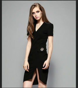 2016 Sexy Women Dress Wholesale, Customize Fashion Lady Dress pictures & photos