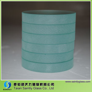 10mm Round Tempered Glass