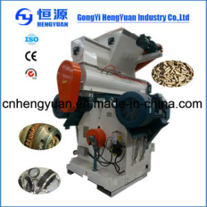 Large Capacity Straw and Soft Wood Pellet Press Machine