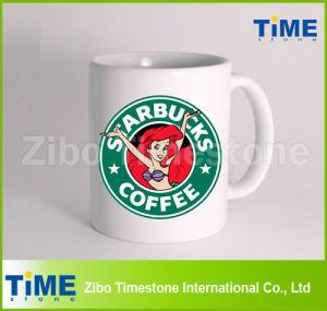Promotional Custom Starbucks Ceramic Coffee Mug pictures & photos
