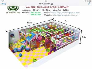 Customized Commercial Professional Indoor Playground Equipment for Childern pictures & photos