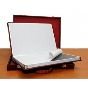 High-Grade Wedding Photo Albums with Gift Box Set (PA-009) pictures & photos