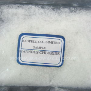 Tin Plating Surfacing Crystalline 99% Stannous Chloride Dihydrate