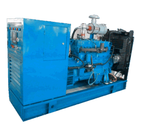 Open Type 50kw Biogas Generator Set pictures & photos