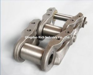 Hitachi Excavator Track Chain Excavator, Roller Chain Assembly Machine/Chain Sprocket/Wheel Assembly/Tractor Parts/Alloy Wheel Part pictures & photos