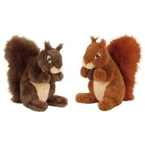Super Soft and Plush Stuffed Animal Squirrel