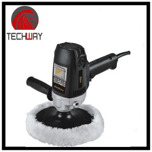 1200W Car Polisher with 125mm/150mm/180mm Wool Bonnet pictures & photos