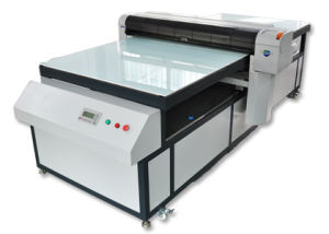 2880dpi Good Color Fastness Direct A0 Size Digital Printing Machine Colorful1225 for Glass, Acrylic, Ceramic, Tile, Wood, Leather, PU, PVC, Textile Printing