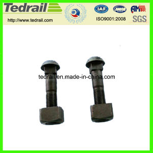 Railway Fishplate Bolt Nut Washer pictures & photos