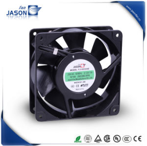 120mm Plastic Blade AC Axial Fan (FJ12032AB) pictures & photos