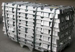 Factory Supply Zinc Ingot Metal pictures & photos