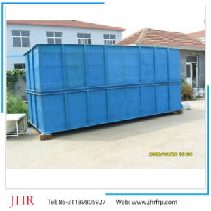 Large Capacity FRP Fiberglass Water Tanks 10000 Litre for Agriculture pictures & photos