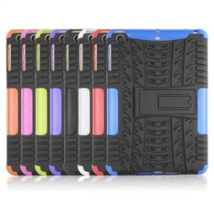Silicone Hybird Armor Combo Tablet Cover for iPad Mini2