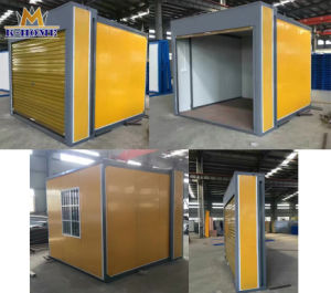 Expandable Container House Portable Folding Container House for Mobile Shop pictures & photos