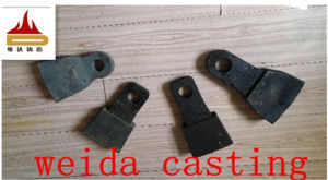 Compound Type Alloy Hammer Head for Mine Crusher Machine