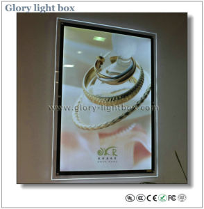 Crystal Light Box/Slim Light Box/LED Light Box/Illuminated Light Box pictures & photos