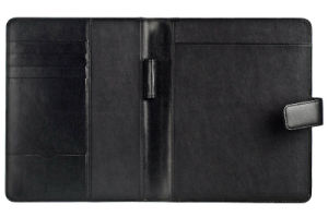 Agenda with Pen Holder, Folder and Organizer
