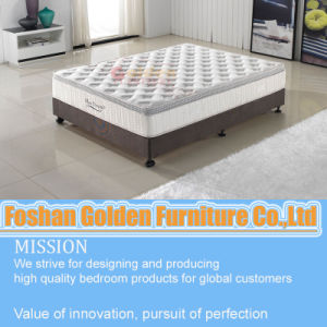 Mesh Fabric Thick Pillow Top Mattress pictures & photos